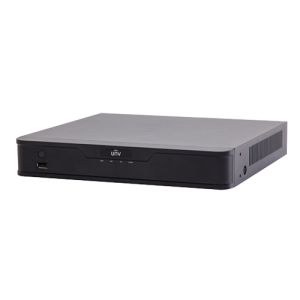 NVR 4K 4 canale 8MP Uniview NVR301-04S