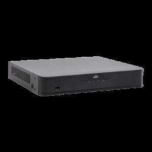 NVR 4K 8canale 8MP + 8porturi PoE